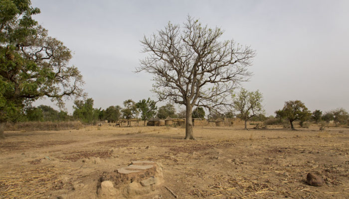 Crisis alimentaria en Burkina faso